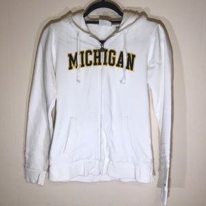 Champion University of Michigan Zip Up